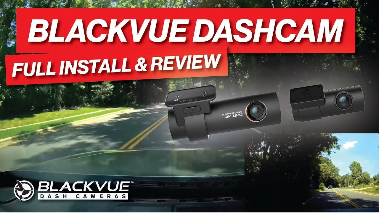 BlackVue DR900S-2CH And Battery Pack Review & Installation In BMW F30