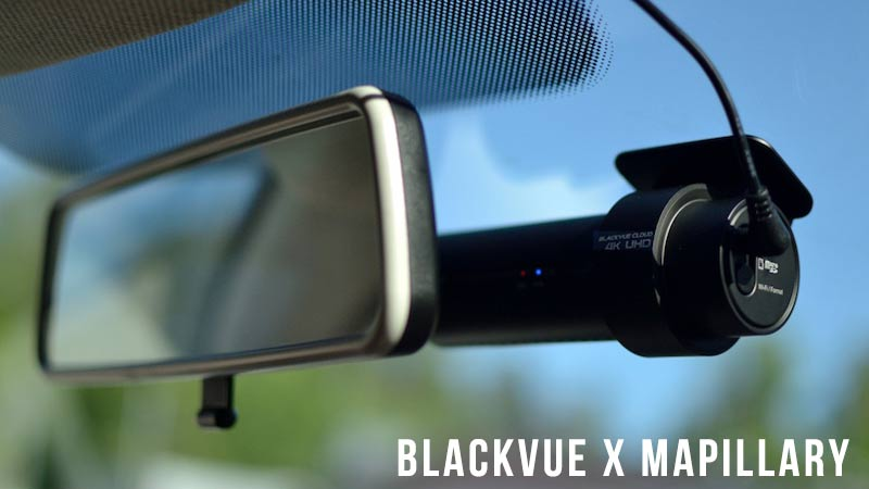 Mapillary Launches Street-Level Imagery Dashcam Using BlackVue DR900S Tech
