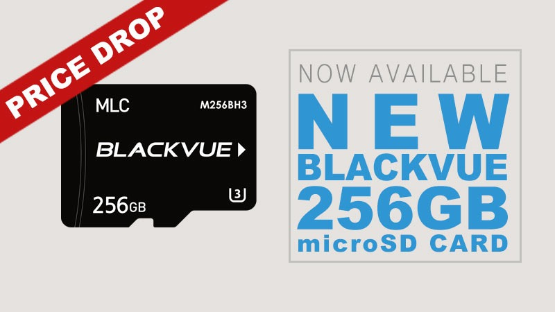 New 256GB MicroSD Card and Price Drop on All Capacities