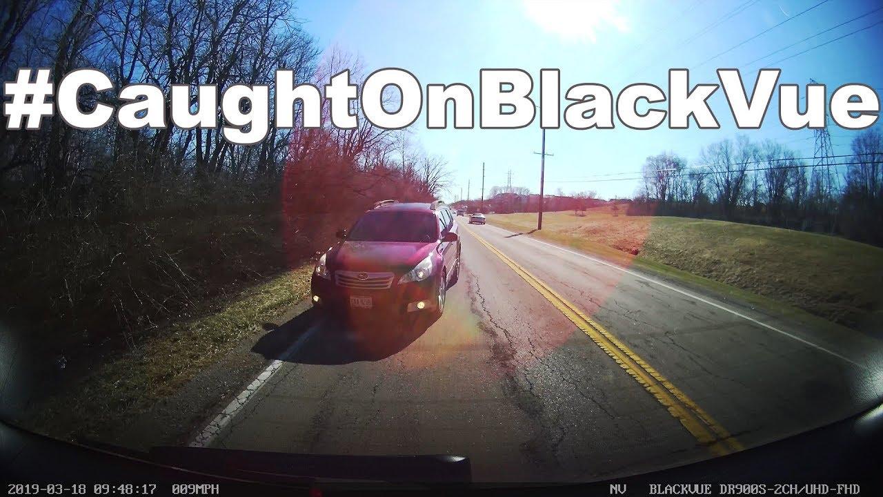Almost Got Rear-Ended! BlackVue 4-Channel Setup #CaughtOnBlackVue