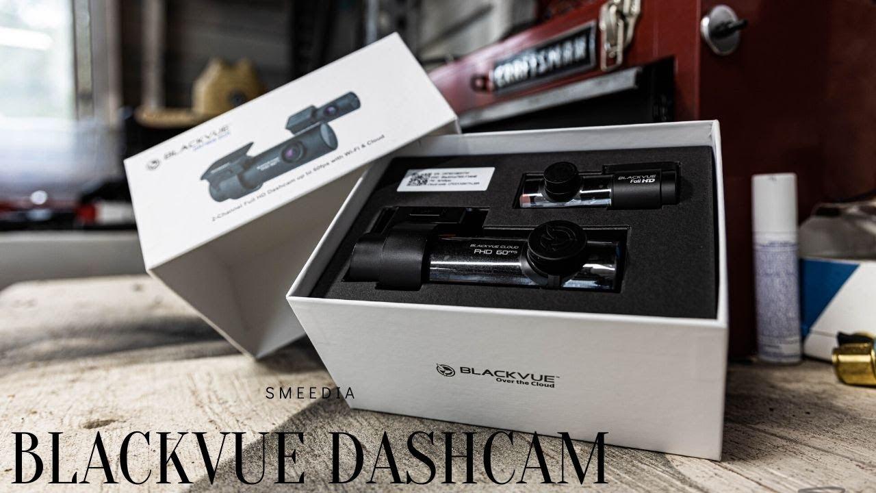 BlackVue DR750S-2CH Installation In Subaru
