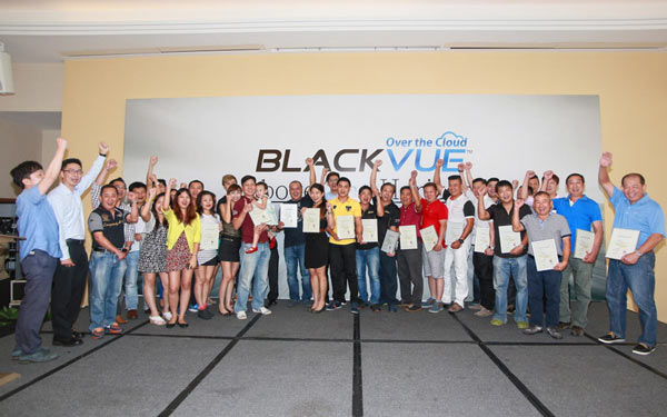 BlackVue-Over-the-Horizon-Event-group-picture