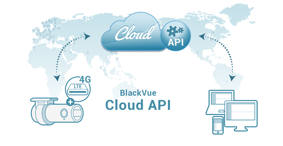 BlackVue Cloud API - Integrate BlackVue Cloud to your fleet management  solution