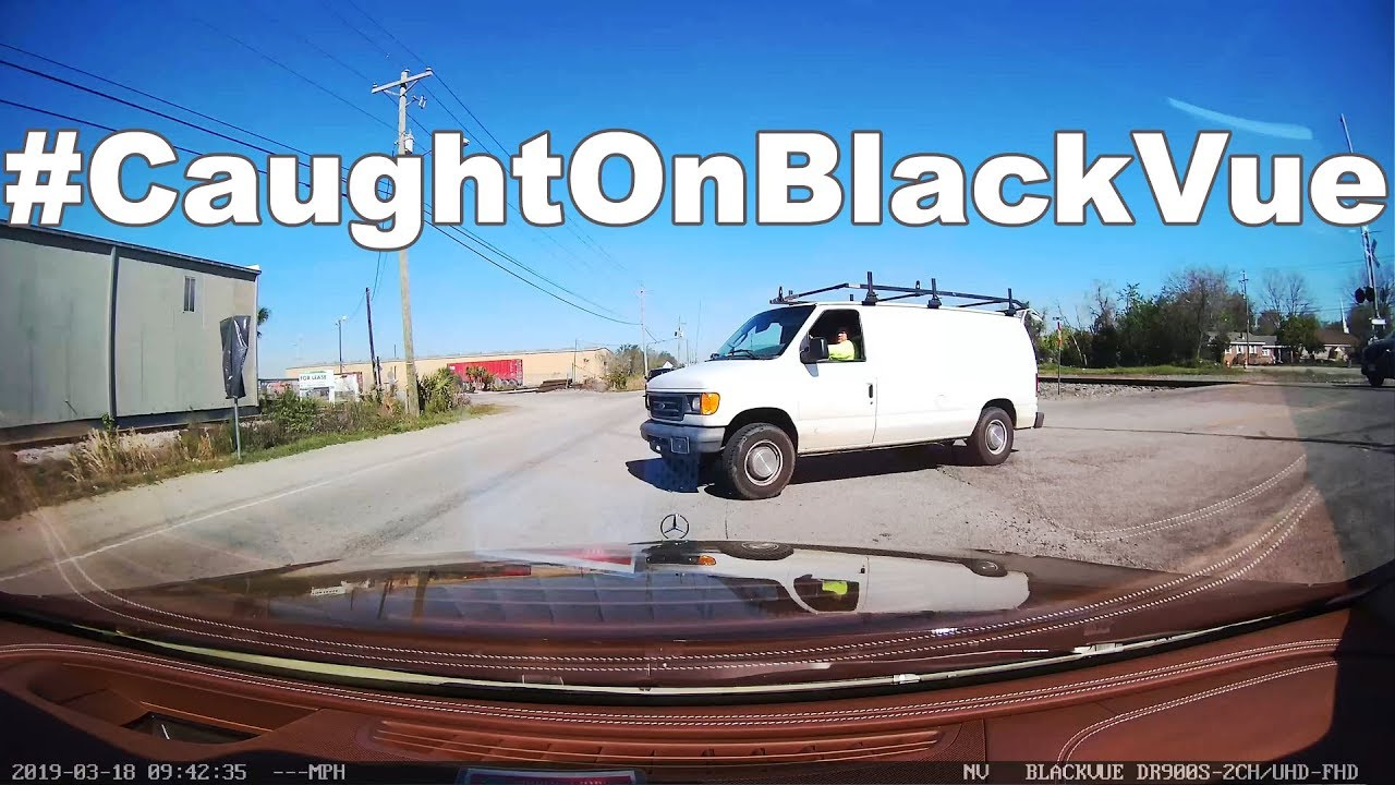 False Claim Quickly Debunked Thanks To #CaughtOnBlackVue!