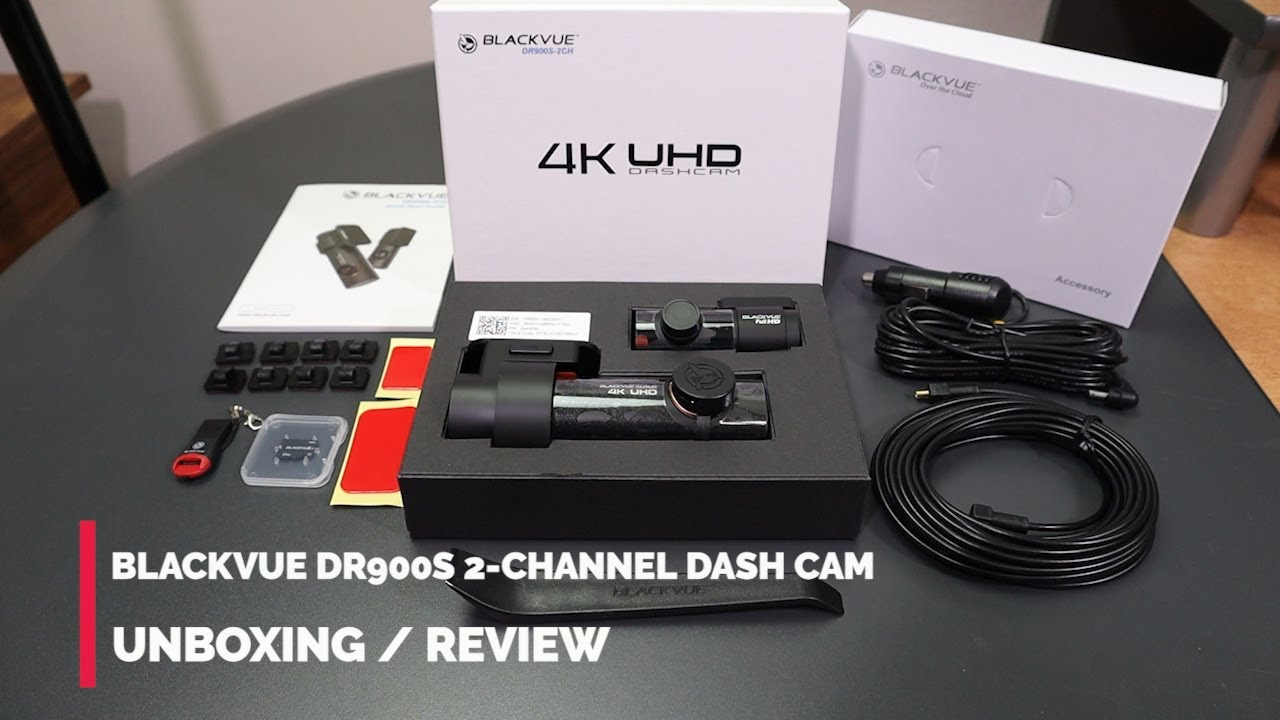 In-depth BlackVue DR900S-2CH Review By RetroCarGuy530