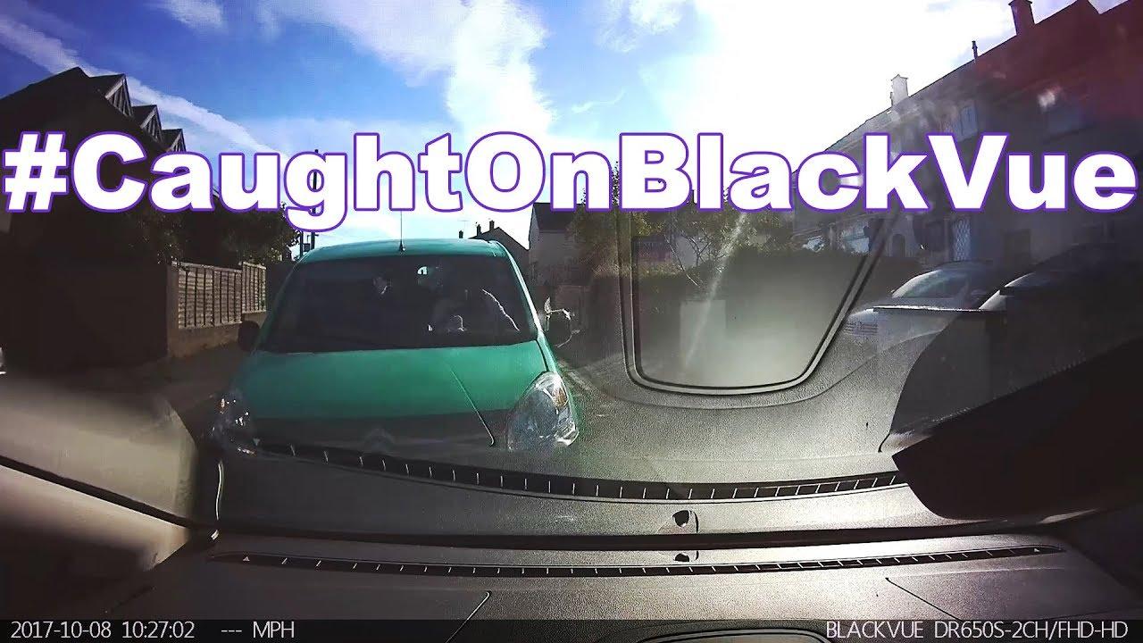 Head-on… Hit & Run?! #CaughtOnBlackVue