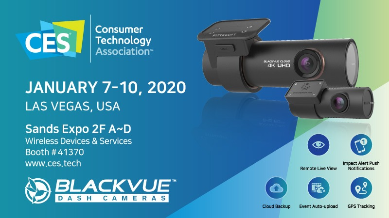 [Trade Show] BlackVue at CES: What's New?