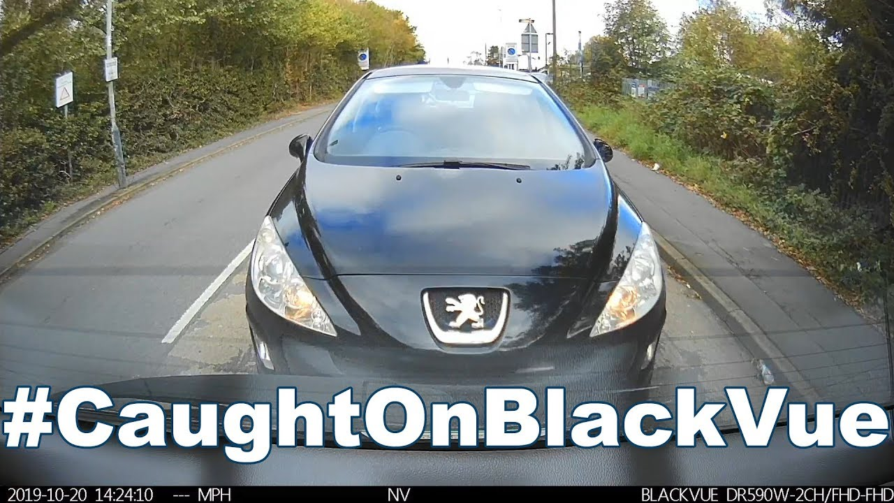 Rear-end #CaughtOnBlackVue Footage Helps With Insurance Claim