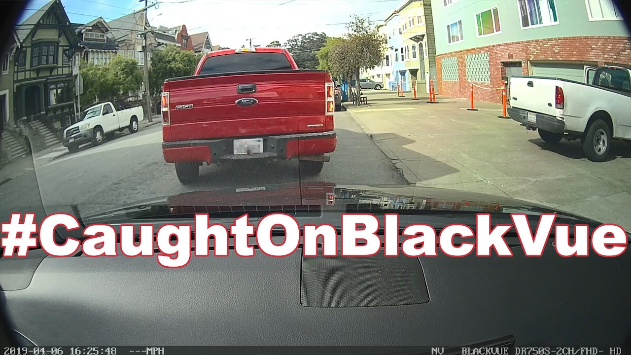 Hit & Run Discovered Days Later Thanks To #CaughtOnBlackVue