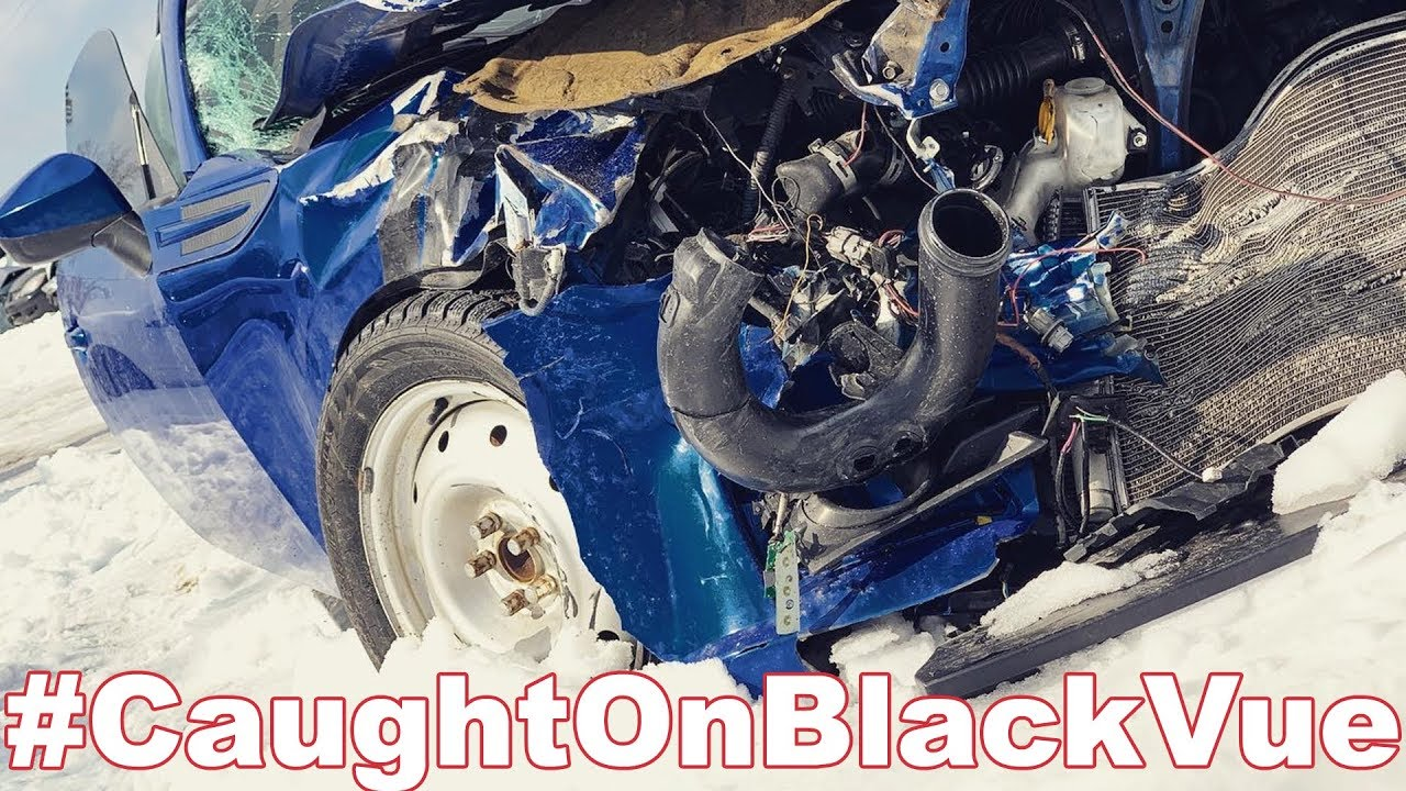 He Would Have Been At Fault… If Not For The Dashcam! #CaughtOnBlackVue
