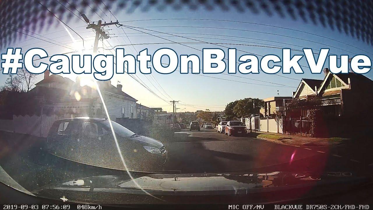 Dashcam Footage Proves Driver Wasn't Speeding #CaughtOnBlackVue