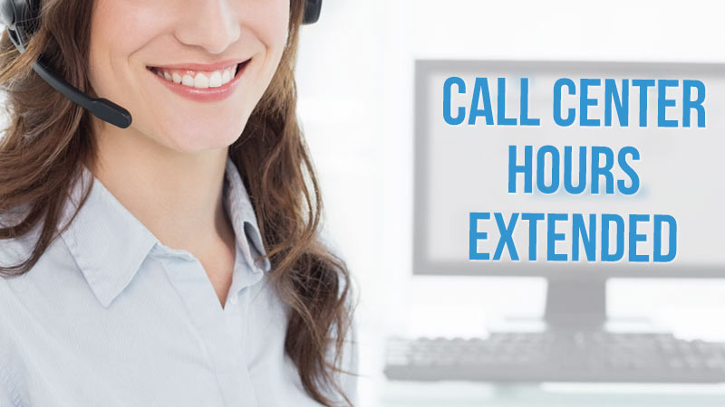 BlackVue Call Center Hours Extended