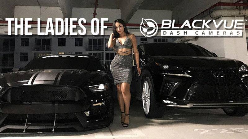 International Women's Day: Ladies of BlackVue