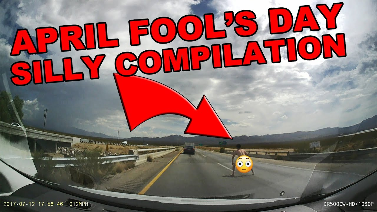 CANNOT BE UNSEEN! Silly #BlackVue Footage Compilation For #AprilFools