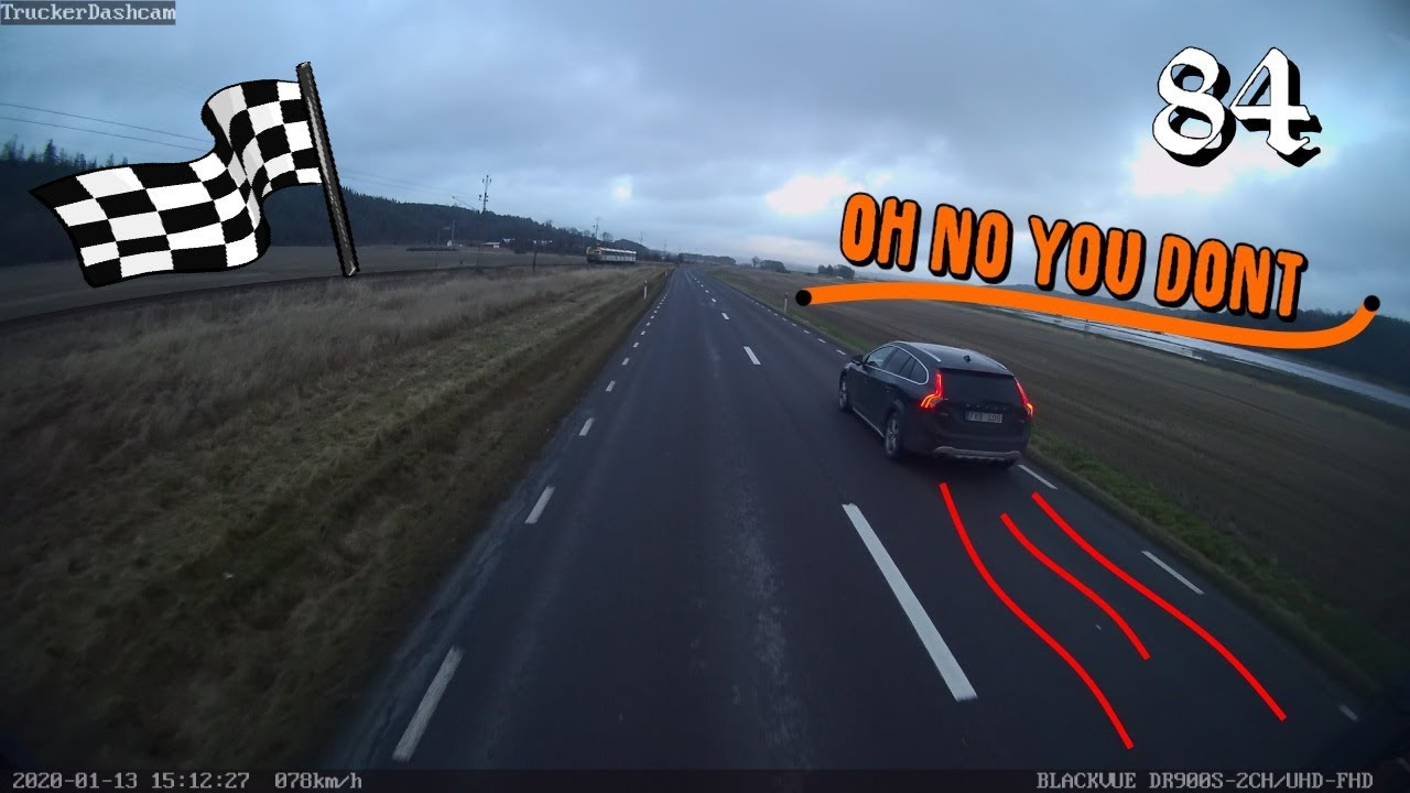Trucker Dashcam – YouTube Channel To Watch When Self-Isolating