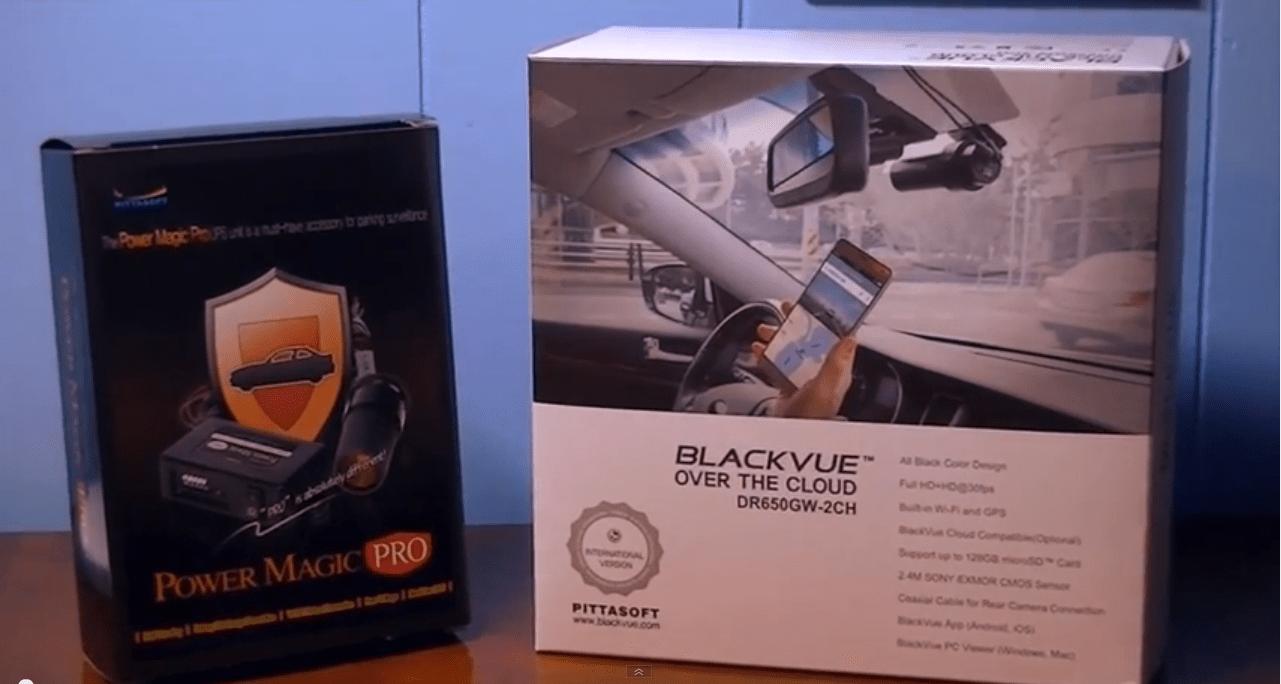 Herocharms推出BlackVue DR650GW-2CH产品评论!