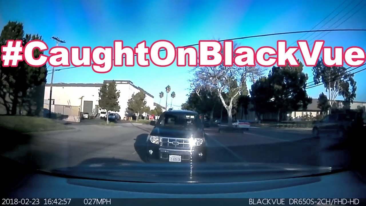 $15,000 in Damages After a Rear-End Crash #CaughtOnBlackVue