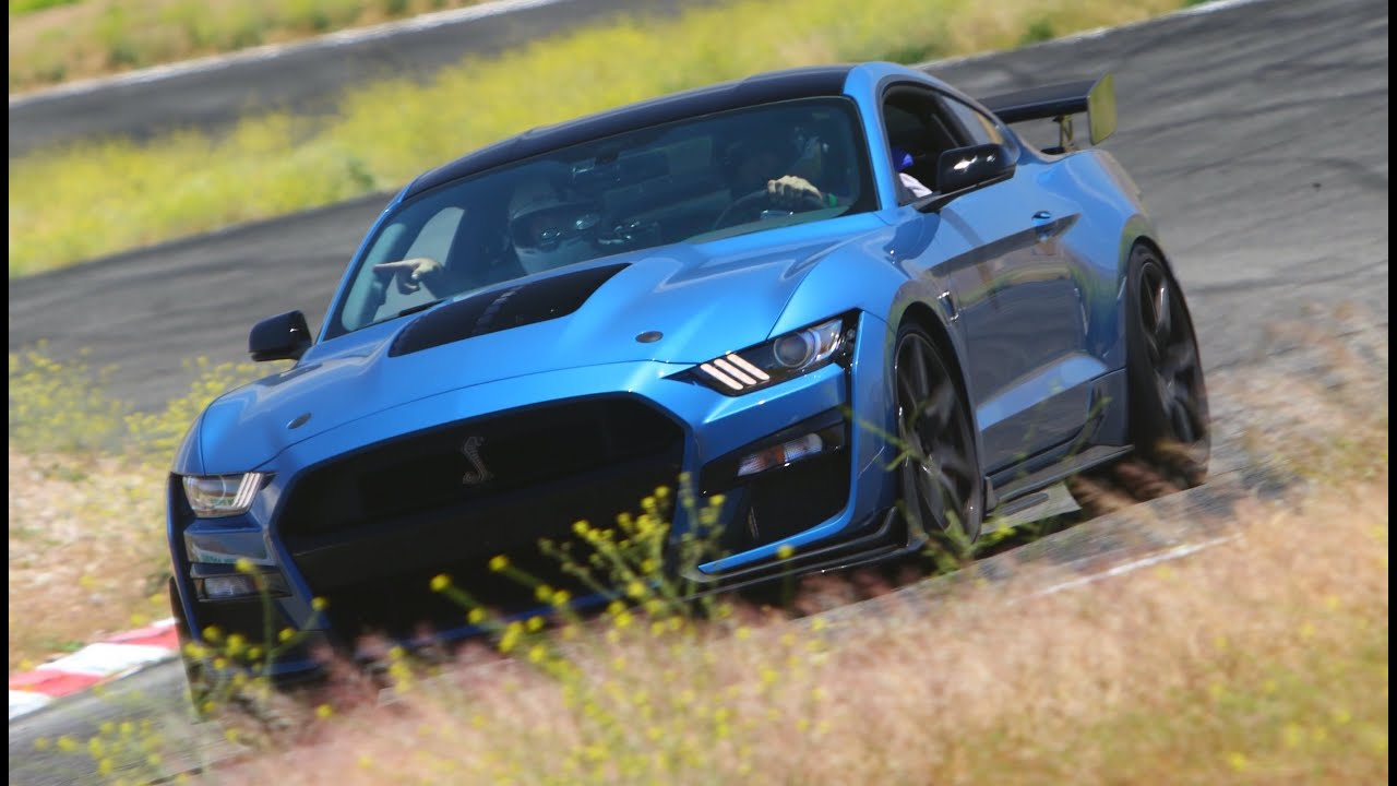 Go Around The Track With BlackVue & Hollywood Actor Joseph Gatt!
