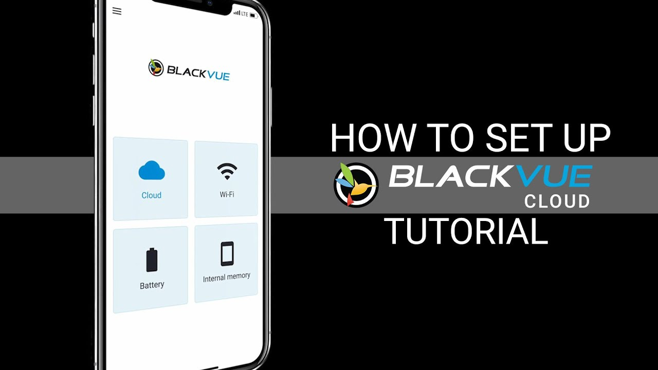 How to Set Up BlackVue Cloud? Introduction and Tutorial Video