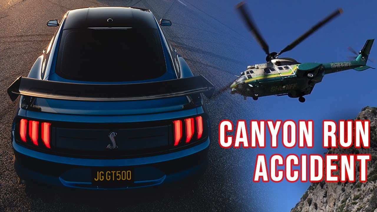 $110,000 Shelby GT500 damaged by a helicopter?!