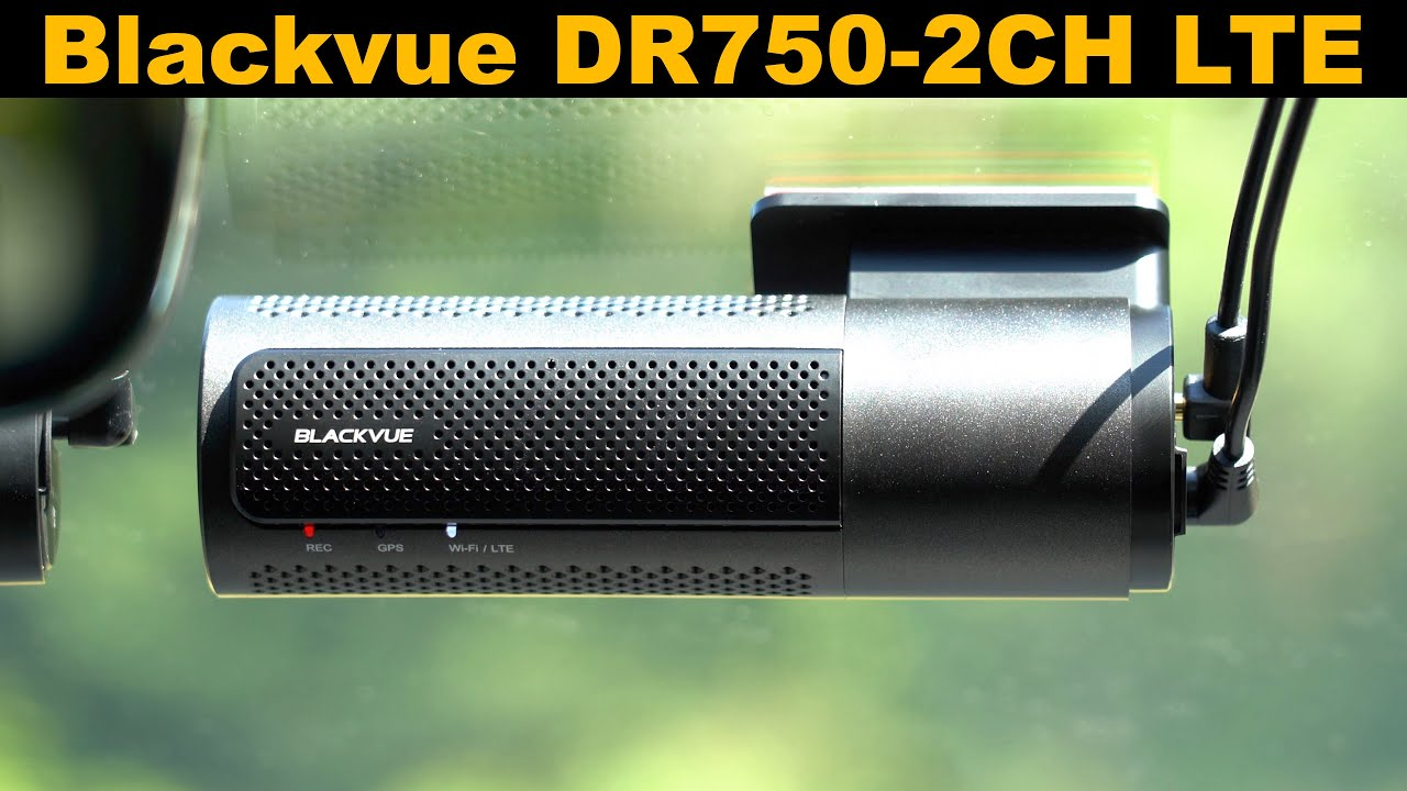 DR750-2CH LTE Review by Vortex Radar