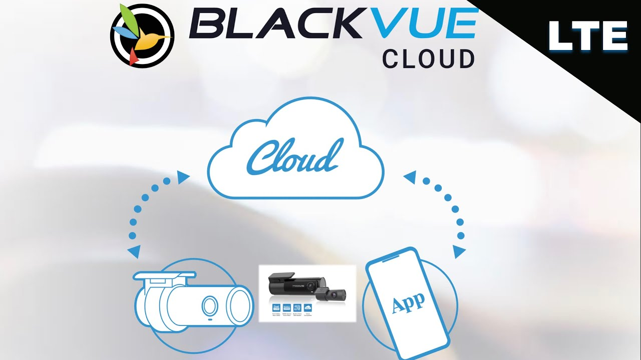 BlackVue DR750-2CH LTE Video Installation, Setup & Review