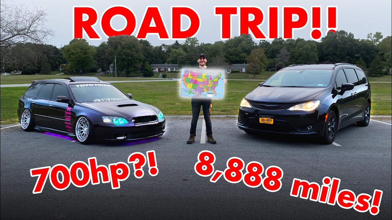 BlackVue Partners Up With Krispy Media For An Epic Cross Country Road Trip!