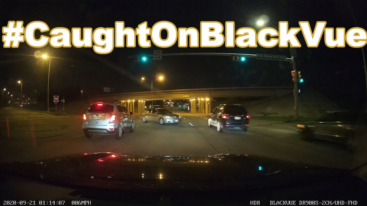Close Call Almost Ends Up In Tragedy #CaughtOnBlackVue