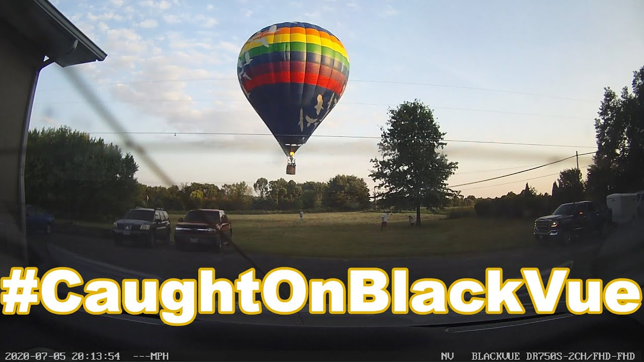 The Coolest 4th Of July Surprise #CaughtOnBlackVue