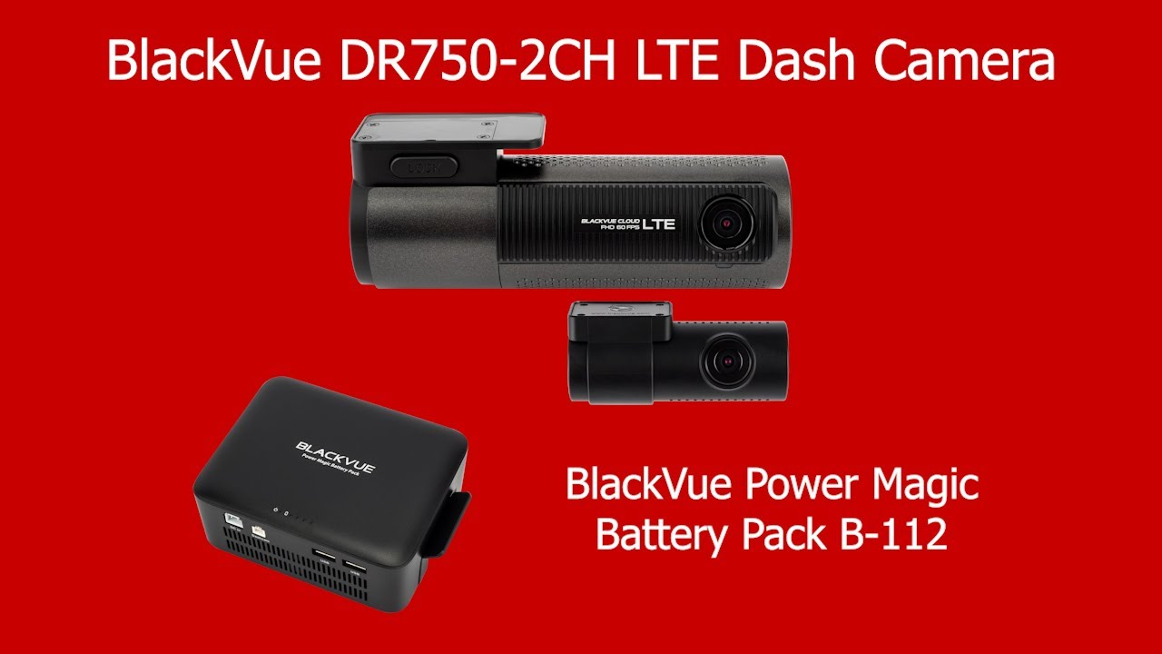 In-depth Review Of The DR750-2CH LTE + Battery Pack