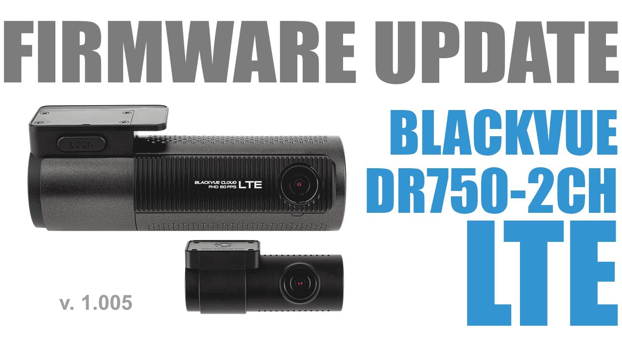 [Firmware Update] DR750-2CH LTE Firmware 1.005