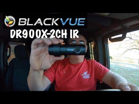 BlackVue DR900X-2CH IR 4K Taxi/Rideshare Dashcam Review