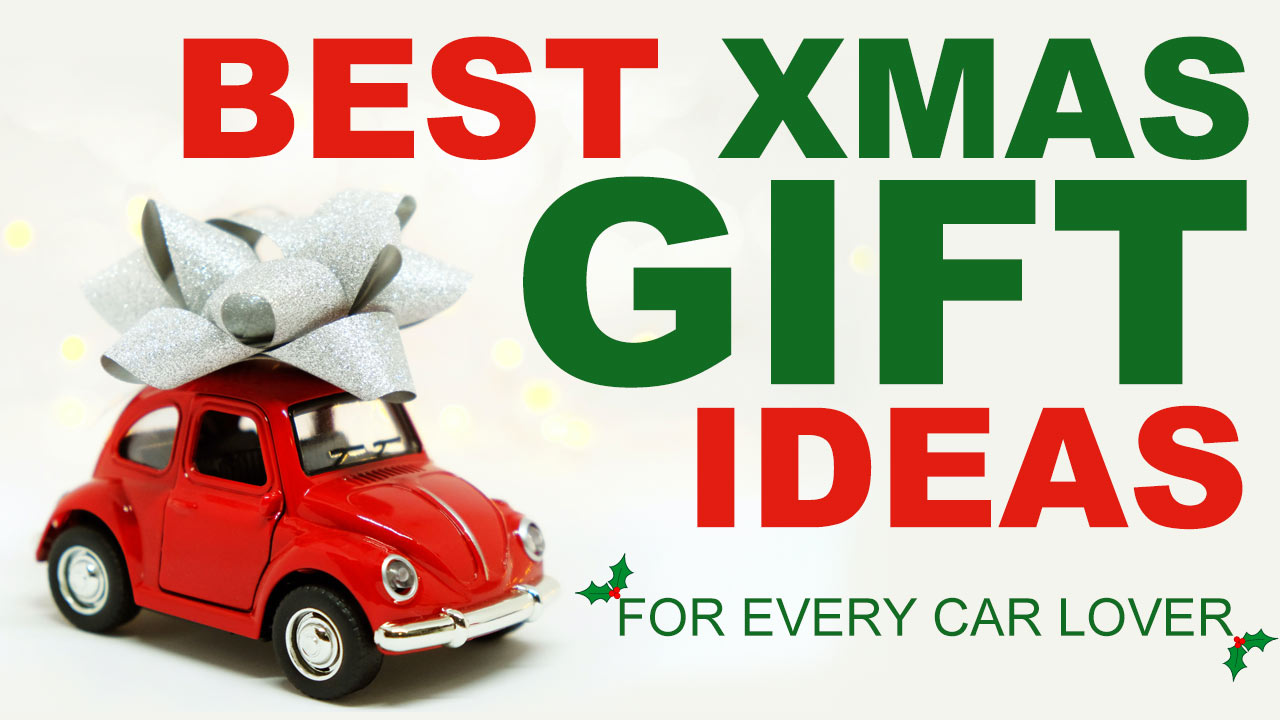 Christmas 2020 Gift Guide: Best Presents for a Car Enthusiast