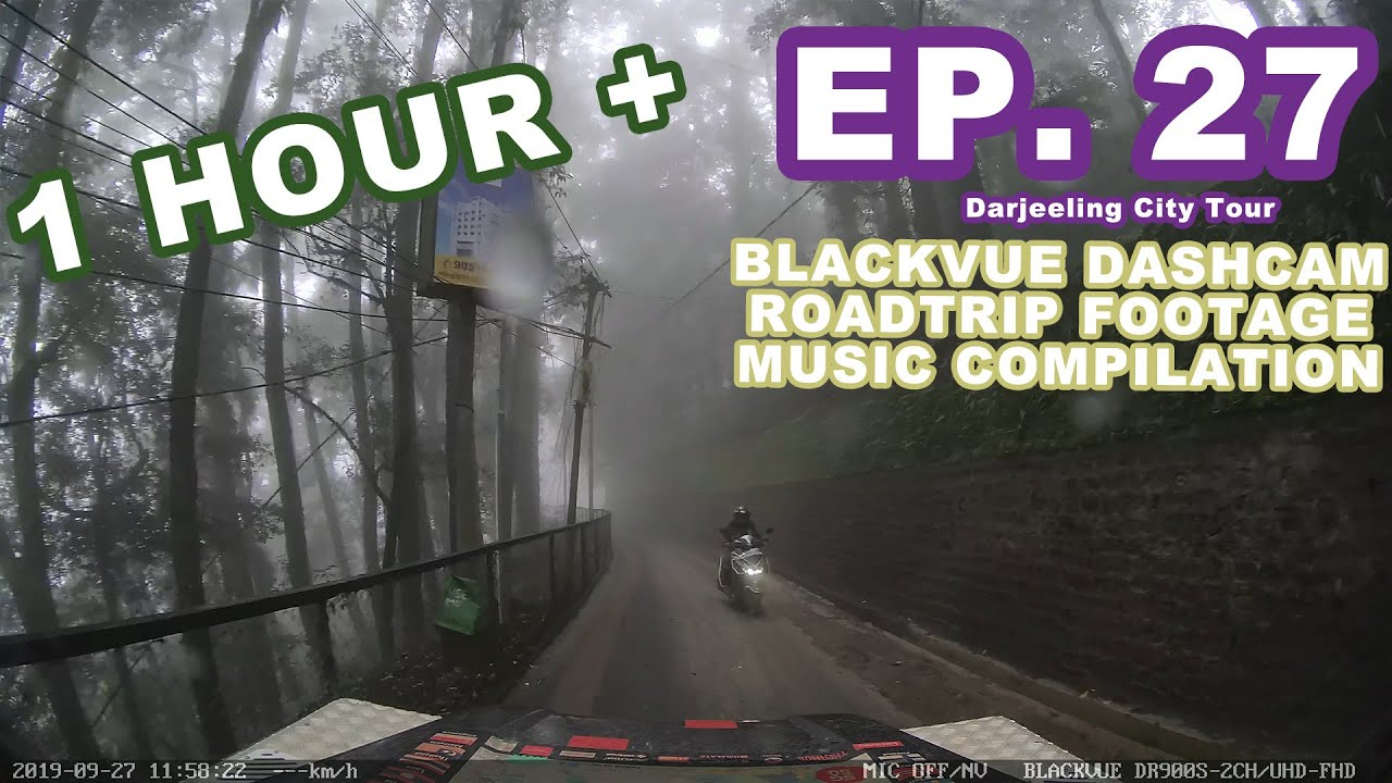 Chill Out With BlackVue – Episode 27 (1-hour BlackVue Footage Music Video)