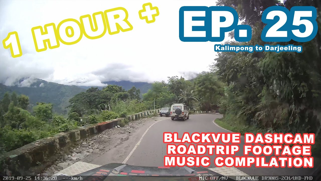 Chill Out With BlackVue – Episode 26 (1-hour BlackVue Footage Music Video)
