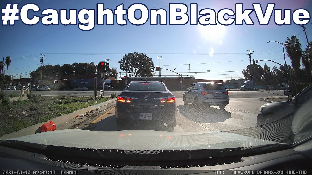 Was this an… insurance scam attempt?! #CaughtOnBlackVue