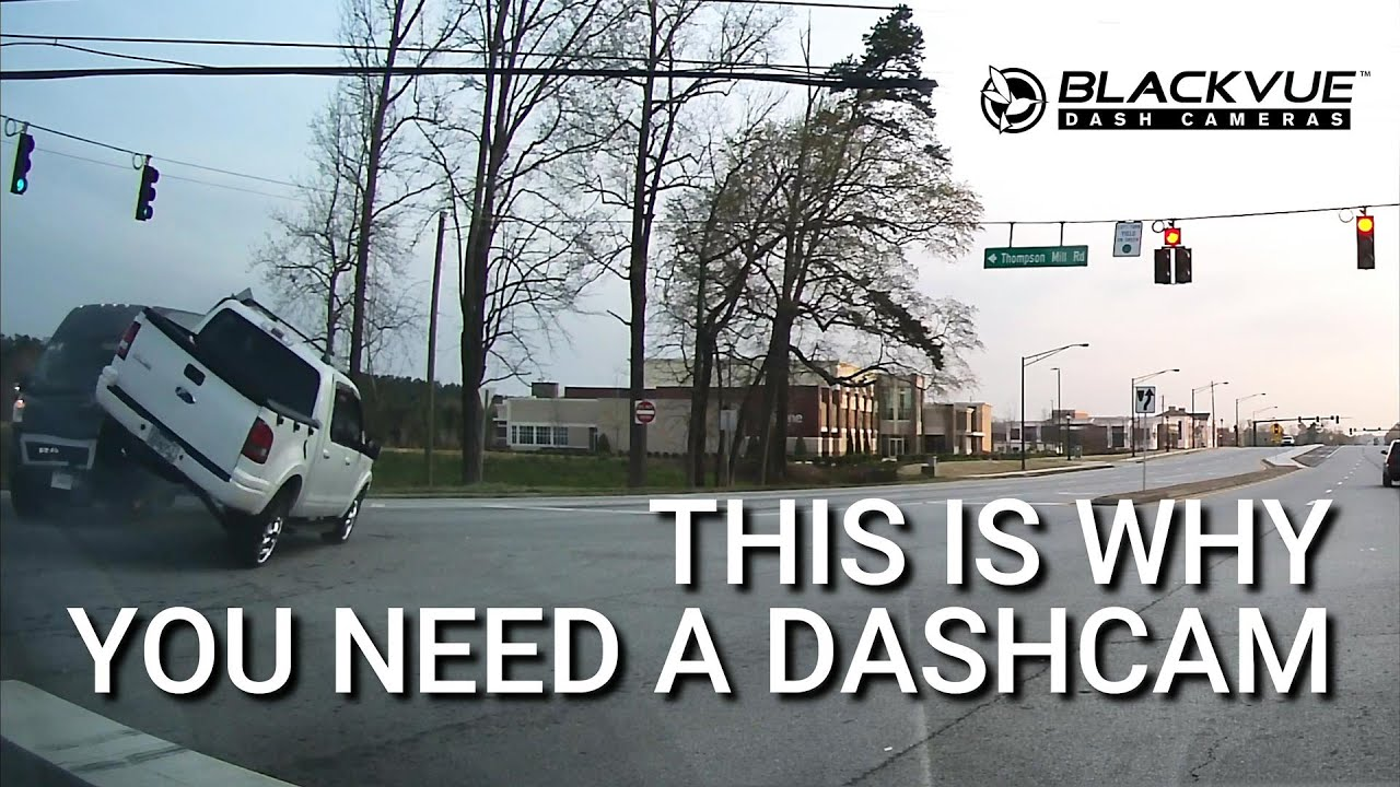 This Is Why You Need A Dashcam – Serious Intersection Crash Captured On BlackVue