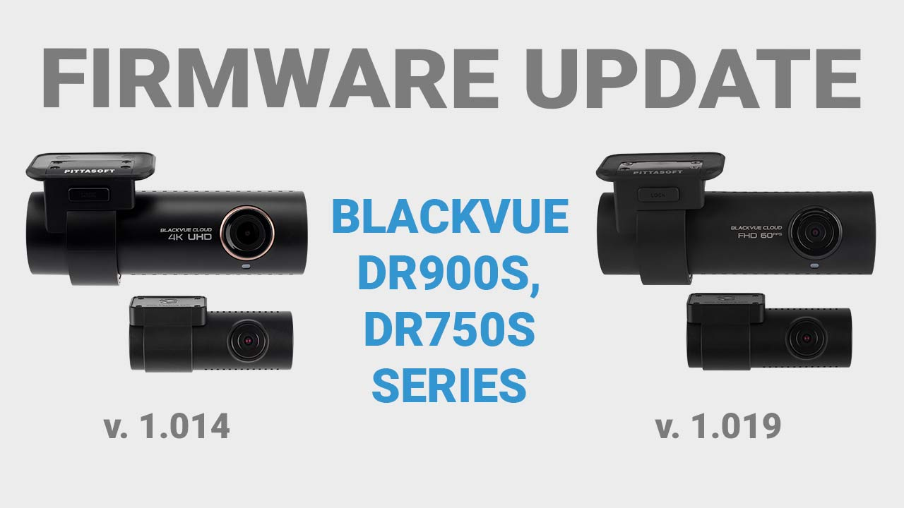 [Firmware Updates] DR900S and DR750S Series with Added Event Controls