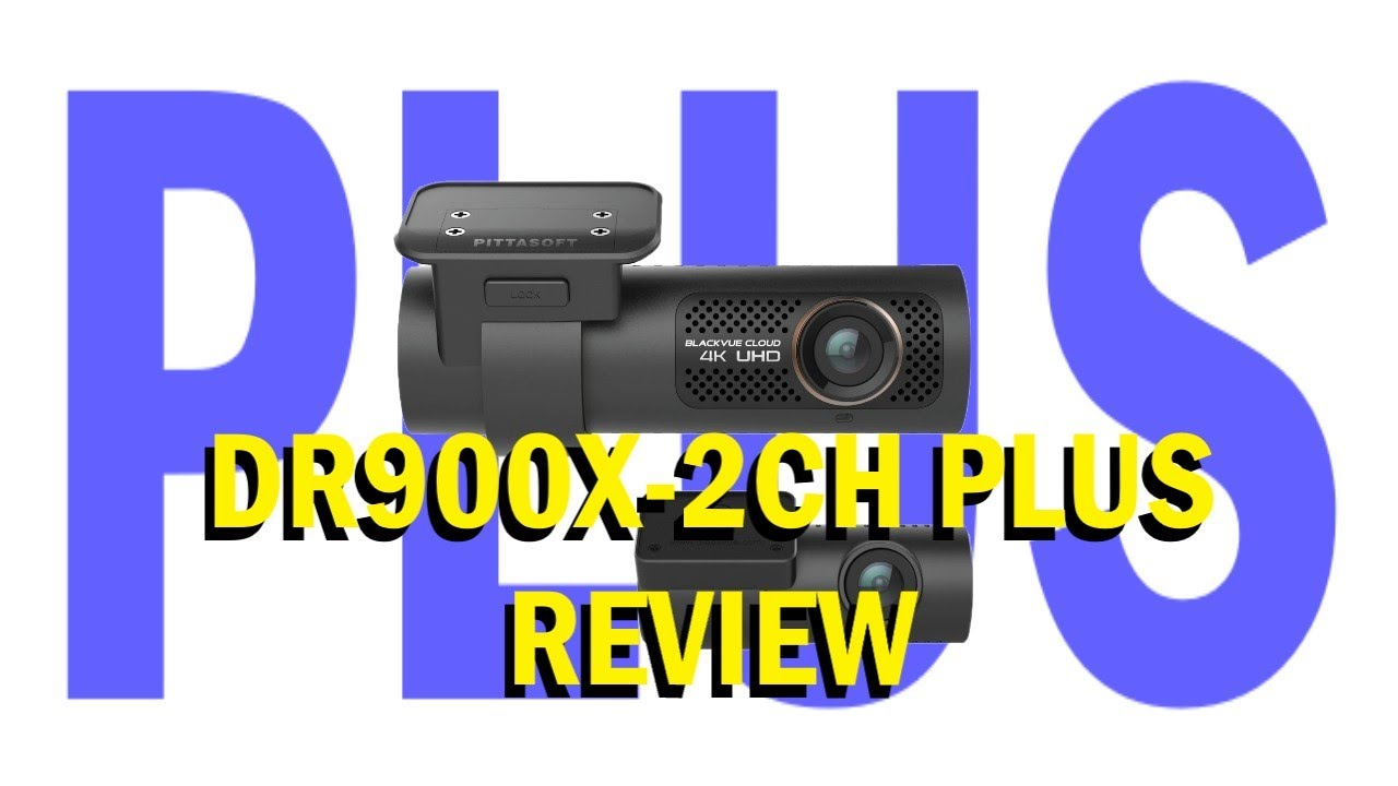 """""""Overall better video quality"""" BlackVue DR900X-2CH Plus Video Review By US Dash Camera"""