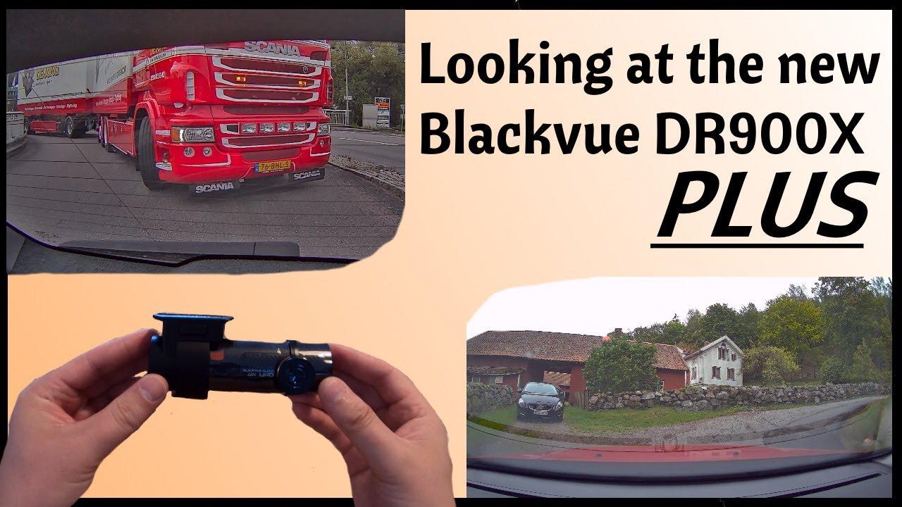 """Best dashcam of 2021"" Review of BlackVue DR900X-2CH Plus by Trucker Dashcam"